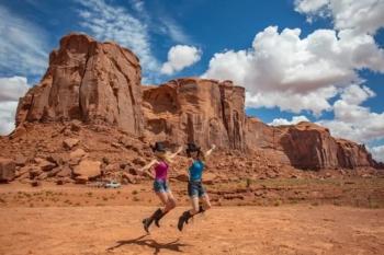 Monument Valley 17 mile loop