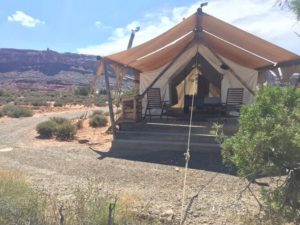 Our trip to Under Canvas was everything we hoped it would be